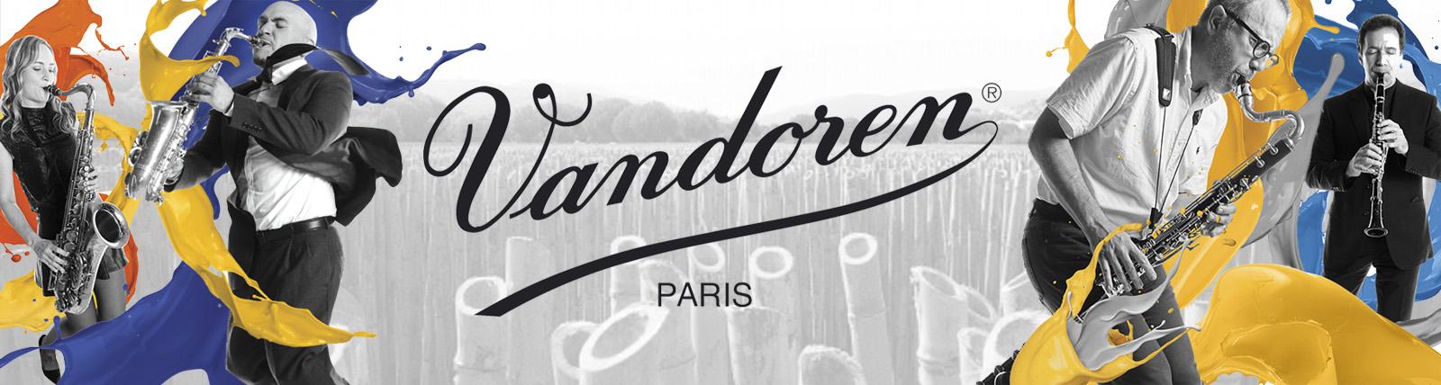 Banner Vandoren