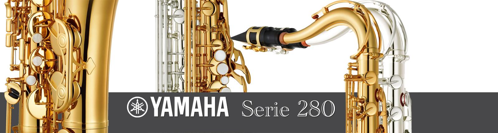 saxofones yamaha serie 280