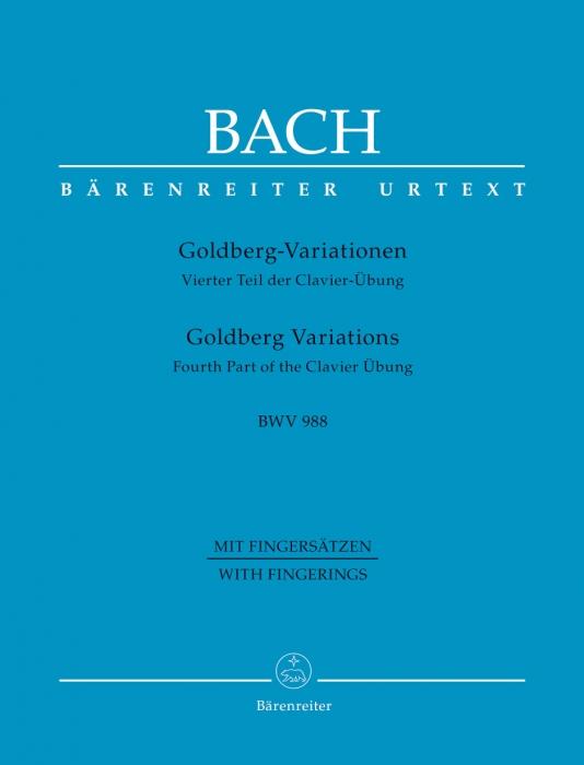 Bach Goldberg Variationen