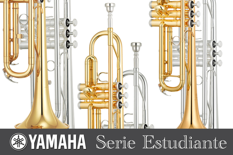 yamaha trompeta estudiante