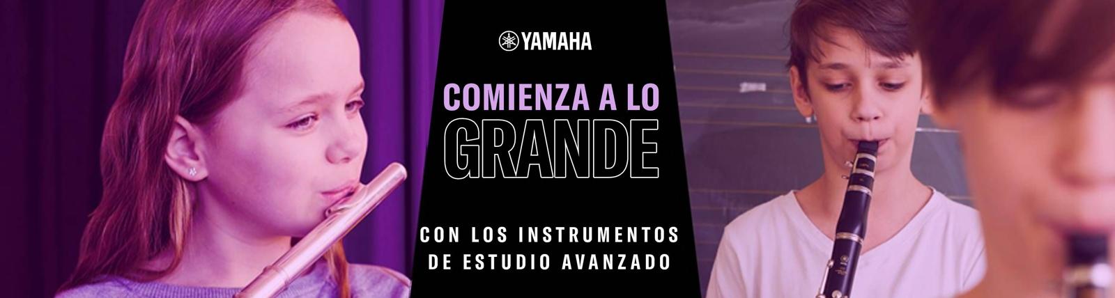 Campaña Yamaha Comienza a lo grande