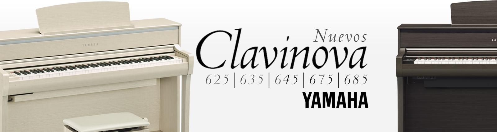 pianos yamaha clavinova