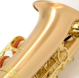 saxofon alto p.mauriat le bravo 200