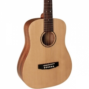 guitarra acustica tipo mini