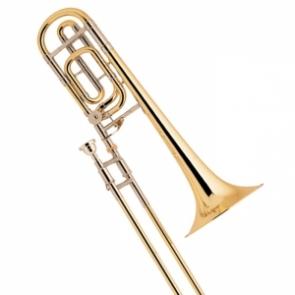 trombon varas con transpositor