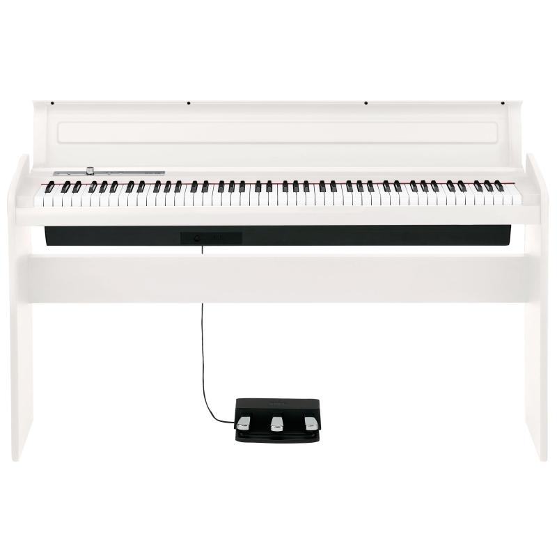 piano digital korg lp 180 wh trino music. Black Bedroom Furniture Sets. Home Design Ideas
