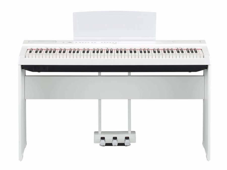 piano digital yamaha p 125 trino music. Black Bedroom Furniture Sets. Home Design Ideas