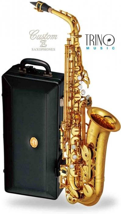 saxofon alto yamaha yas 82z trino music. Black Bedroom Furniture Sets. Home Design Ideas