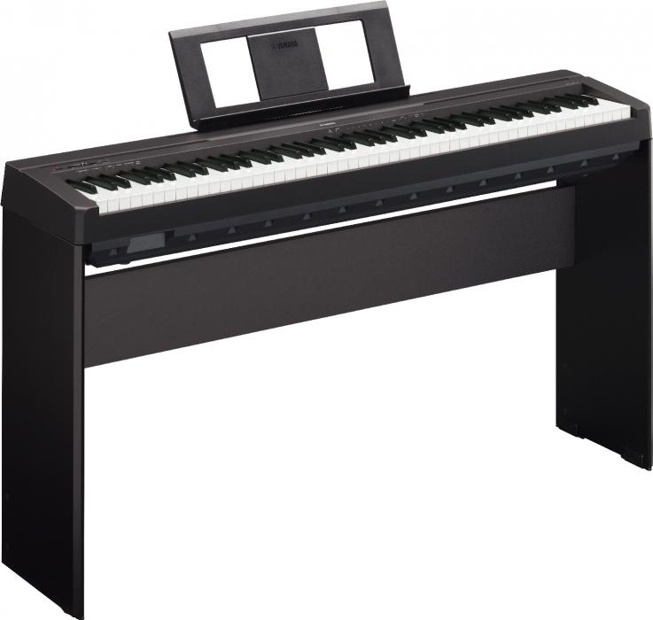 piano digital yamaha p 45 trino music. Black Bedroom Furniture Sets. Home Design Ideas
