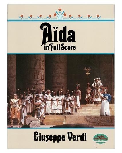 Aida/ Full Score