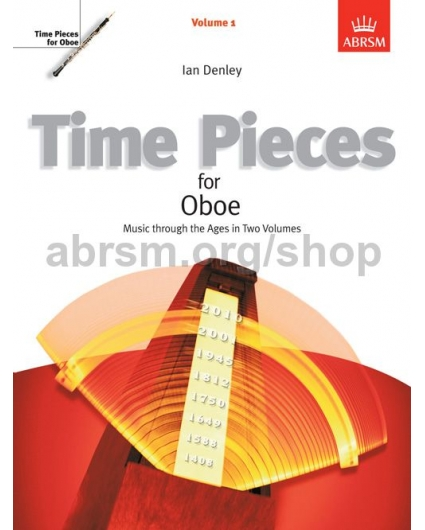 Time Pieces for Oboe Vol. 1