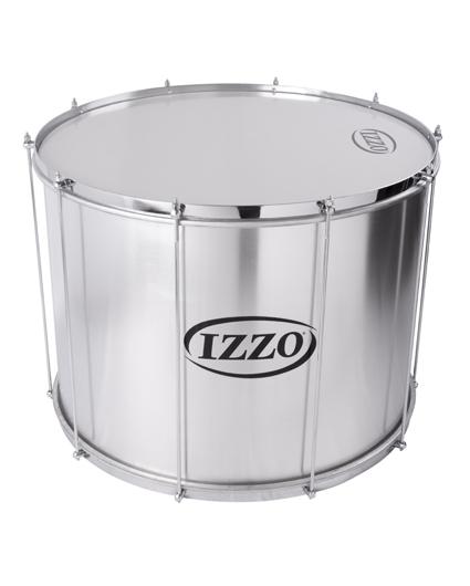 "Surdo Izzo Aluminio 24""x45cm"
