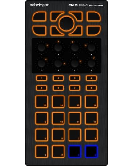 Control Behringer Cmd Dc-1-Com