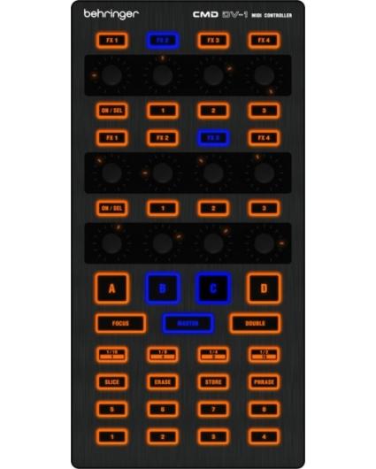 Control Behringer Cmd Dv-1-Com