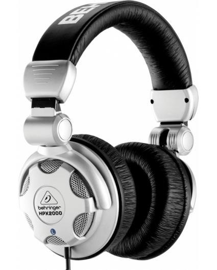 Auriculares Dj Behringer HPX2000