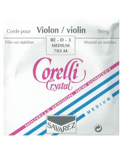 Cuerda Violin Corelli Crystal 703