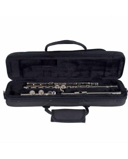 Estuche Flauta Protec Max Negro MX308