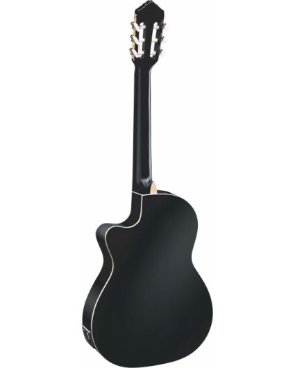 Guitarra Ortega RCE141BK Serie Theatre