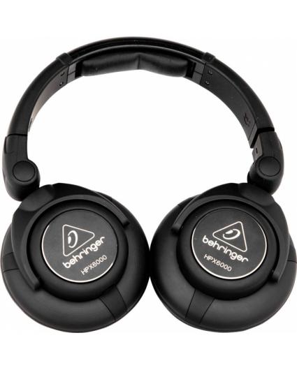Auriculares Dj Behringer Hpx6000