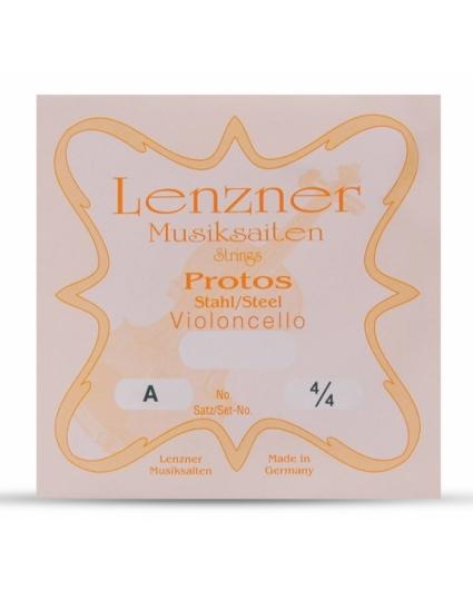 Cuerda Cello Lenzner Protos la