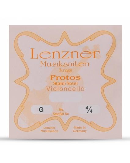 Cuerda Cello Lenzner Protos sol