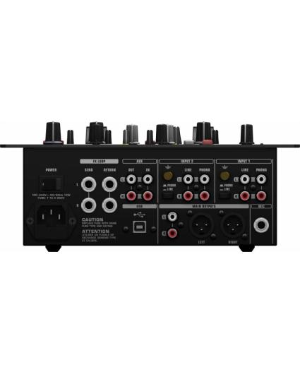 Mesa de Dj Behringer Pro NOX404
