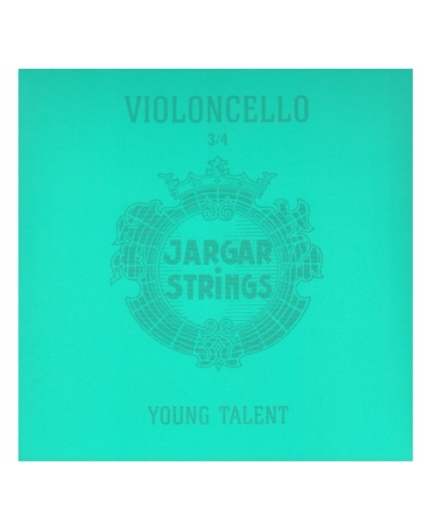 Cuerda Cello Jargar Young Talent 3/4 LA