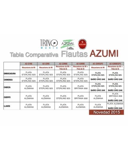 Flauta Azumi Az-Z1Re