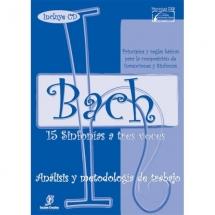 15 Sinfonias a tres Voces. Análisis y Metodologia de Trabajo