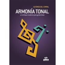 Armonía Tonal. Un Enfoque Moderno para Guitarristas