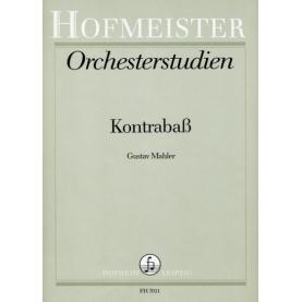 Orchesterstudien Kontrabas