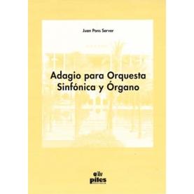 Adagio para Orquesta Sinfónica y Órgano