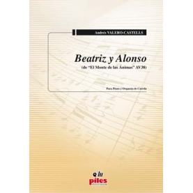 Beatriz y Alonso / Score&Parts