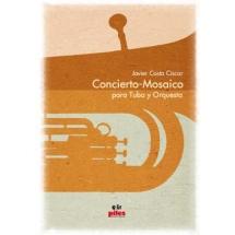 Concierto - Mosaico / Full Score A-3