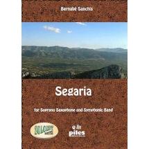 Segaria / Score & Parts A-4