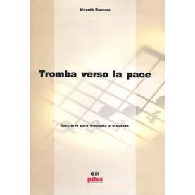 Tromba Verso la Pace / Full Score A-4