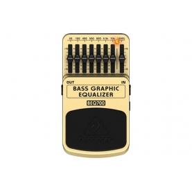 Pedal de Efectos Behringer Bass Graphic EQBEQ700