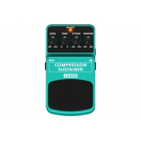 Pedal de Efectos Behringer Comp / Sustainer CS400