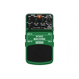 Pedal de Efectos Behringer Echo Machine EM600