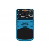Pedal Efectos Reverb Behringer Machine RV600