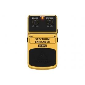 Pedal Efectos Behringer Spectrum Enhan SE200