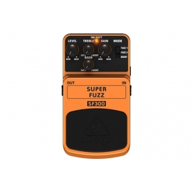 Pedal Efectos Behringer Super Fuzz SF300