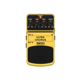 Pedal Efectos Behringer Ultra Chorus UC200