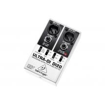 Caja de Inyección Behringer Ultra-DI DI20