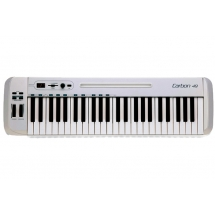 Teclado Controlador Samson USB/MIDI CARBON 49