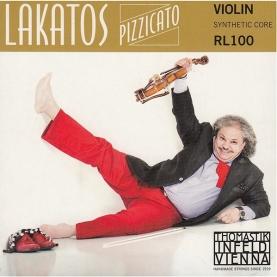 Cuerda Violin Thomastik Lakatos RL01