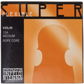 Set Cuerdas Violin Thomastik Superflexible 15