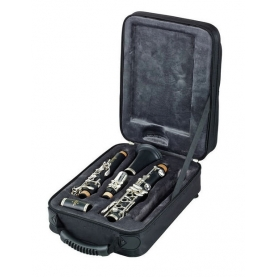 Clarinete Buffet E11 BC2501N-5-0GB Llaves Niqueladas