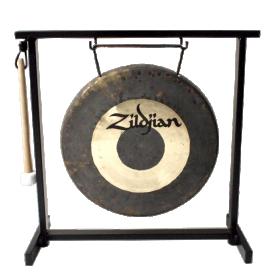 """Pack Gong Zildjian 12"""""""