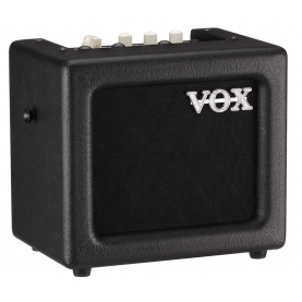 Amplificador Guitarra Vox Mini 3 G2-BK